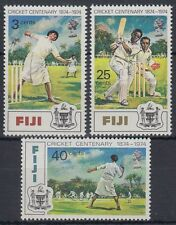 Fiji 1974 ** Mi.317/19 Sport Kricket Cricket [sq6505]