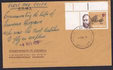 1965 Lawrence Hargrave Australia OHMS PMG Postmaster General Dept PINJARRA WA