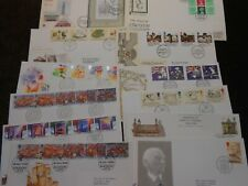 Collection Of GB Great Britain First Day Covers