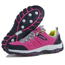 Markenlose Schuhe aus Wildleder für Damen
