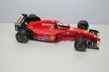Paul's Modellart Ferrari 412 T2 Formel 1 1:18 #M283