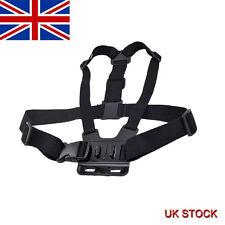 Adjustable Chest Strap Band Shoulder Belt Harness for Gopro Hero 6 5 4 3+ SJCAM