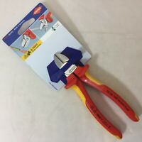 KNIPEX 70 06 160 VDE INSULATED DIAGONAL SIDE CUTTERS 160mm 1,000v NEW GERMANY
