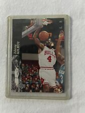 JOHNNY KILROY MICHAEL JORDAN 1993-94 Upper Deck SE #JK1 Chicago Bulls Insert