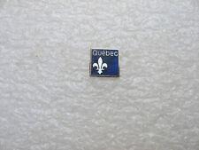 PETIT PIN'S QUEBEC FLEUR DE LYS TOURISME CANADA  PINS PIN  S19
