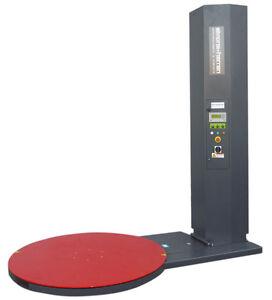 Palettenwickler Stretchmaschine Wickelkelautomat mit elektronischer Folienbremse