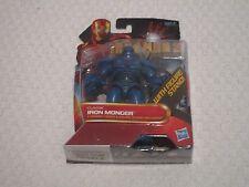 Hasbro Marvel Iron Man 2 Classic Iron Monger #35 Action Figure