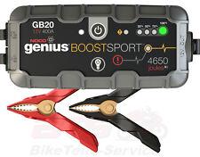 Starthilfegerät NOCO GB20 Boost Sport 400A 12V Jump Starter jump starter NOCO GB