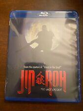 Jin-Roh: The Wolf Brigade Blu Ray Original Discotek Release New