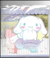 Sanrio Cinnamoroll Stationery Envelope Sticker Large Set