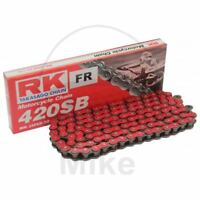 RK STD ROSSA 420SB/126 CATENA E CLIP RIEJU 50 RS 2 Matrix 2003-2010