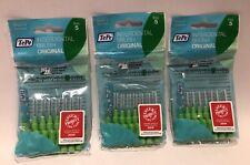 Tepe Interdental Brushes GREEN Size 5  x 3 Packs