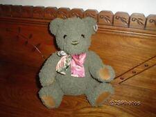 Gund 1997 Jade Handmade Fully Jointed Bear Retired