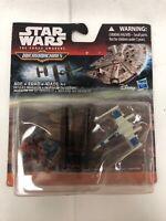 Micro Machines Star Wars The Force Awakens 3 Pack Desert Invasion