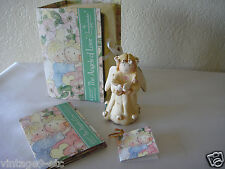 """GNOMY'S DIARIES The Angels of Love by ANNEKABOUKE """"Angel of Wedding"""" Figurine"""