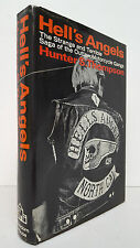 Hunter S. Thompson - Hell's Angels - FIRST EDITION, FIRST PRINTING (1/67) - 1967