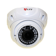 SONY CCD 700TVL 2.8-12mm Lens Vandal-Proof Security OSD Dome Camera IR 100FT