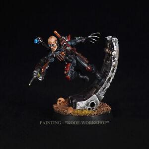 Warhammer 40k Officio Assassinorum Painted Eversor Assassin