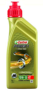 Power 1 racing 4-stroke sae 10w50 fully synthetic 1 liter - Castrol