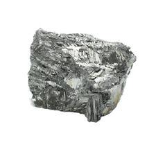 More details for 1kg high purity 99.9% antimony sb metal block ingot