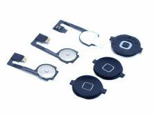 3X für iPhone 4 4G A1349, A1332 Homebutton Home Button Knopf Flex Kabel Schwarz