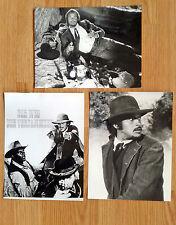 HARRY BELAFONTE  rare 7.5x9  stils 1972 BUCK AND THE PREACHER Sidney Poitier