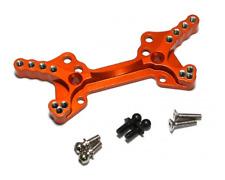 GPM - HPI Sprint 2 Aluminum Rear Damper Plate - 1Set Orange  SP2030-OR