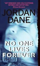 BUY 2 GET 1 FREE No One Lives Forever by Jordan Dane (2008, Paperback)