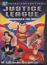 Justice League - Star Crossed: The Movie (DVD) Superman - Batman - Wonder Woman