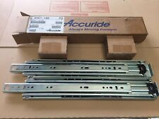 Accuride 9301 extra heavy duty runners, full extension Full - Hafele  422.10.945