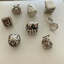 Authentic Pandora Preloved Charms