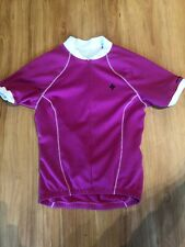 Specialized Cycling Jersey Womens Small