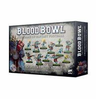 Gwaka'moli Crater Gators - Lizardmen Blood Bowl Team - Warhammer - New! 200-74