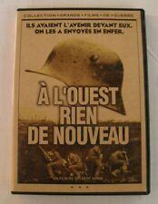 DVD A L'OUEST RIEN DE NOUVEAU - Ian HOLM / Patricia NEAL - Delbert MANN