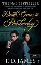 Death Comes to Pemberley,P. D. James- 9780571311170