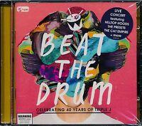 Beat The Drum 3-disc CD NEW 40 Years Of Triple J Cat Empire Sarah Blasko Gotye