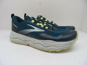 Brooks Women's Caldera 5 Trail-Running Shoes Pond/Black/Charlock Size 10.5B