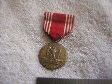 Vintage WWII Efficiency Honor Fidelity for Good Conduct Medal