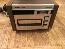 Marantz Superscope Model TD-28 Stereo 8 Track Player - Not Working