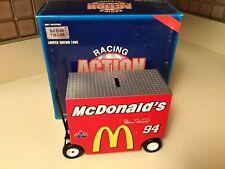 *RARE* 1995 McDonalds Bill Elliott 94 1:16 Pit Wagon Bank NIB