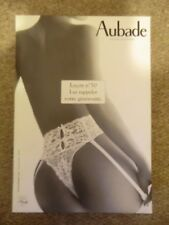 AUBADE Cardboard Stand POS Advertising Sexy Lingerie Nude, Lesson Leçon nº 50