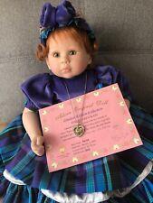 ADORA poupee doll Sarah ED.LIMIT N 546/657 2003 En Tttbe !!!!!