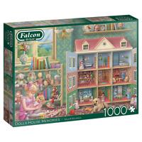 Jumbo 11276 Falcon de luxe - Dolls House Memories 1000 Piece Jigsaw Puzzle