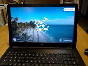 Notebook HP Proc.. A9- Amd 9420- ram 8gb ddr4- Ssd 256gb bellissimo pari a nuovo