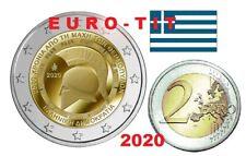 2 € GRECE      PIECE  COMMEMO    THERMOPYLES      2020   NOUVEAU  2020