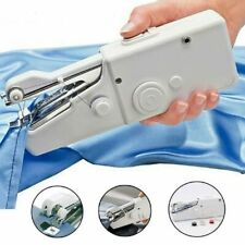 Portable Smart Mini Electric Tailor Stitch Hand-held Sewing Machine Home USA
