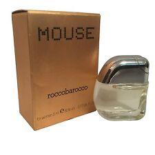 Roccobarocco Mouse Miniature Mini Perfume for Women 5ml EDP *Vintage* worn box