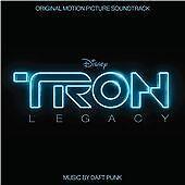 Daft Punk - Tron: Legacy OST (Original Soundtrack) CD - jewel box
