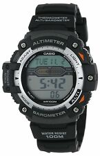 Casio SGW300H-1A Mens TWIN SENSOR Sports Watch Altimeter Thermometer Barometer