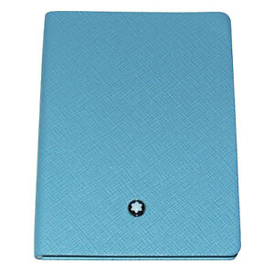 New Montblanc Fine Stationary Mint Lined Notebook #145 Pocket Size A7 114972